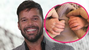 Völlig überraschend: Ricky Martin hat eine Tochter bekommen