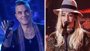 Robbie, Sarah & Co.: Das passierte bei Spendengala backstage