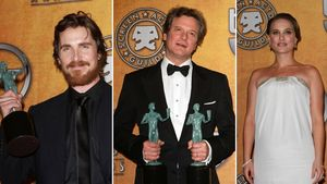 SAG Awards in Hollywood: Hier sind die Gewinner!