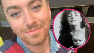 Mit Throwback-Pic: Sam Smith ehrt seine Mama am UK-Muttertag