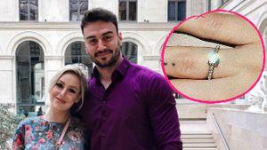 Nach Baby-News: Ex-Bachelor-Girl Samantha hat sich verlobt!