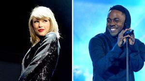 Taylor Swift vs. Kendrick Lamar: Wer dominiert die Grammys?
