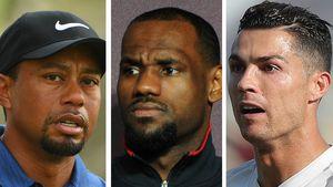 Tiger, LeBron und Ronaldo: Sportler trauern um Kobe Bryant!