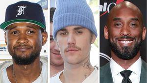 Usher, Justin Bieber und Co.: Musiker gedenken Kobe Bryant!