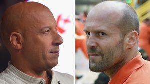 Vin Diesel und Jason Statham, Schauspieler