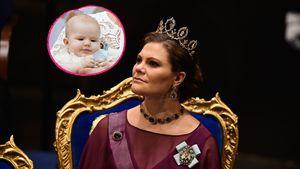 Prinz Alexander und Prinzessin Victoria von Schweden