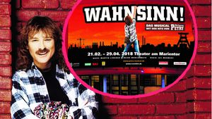 Wolfgang Petry: Das hält er von seinem eigenem Musical!