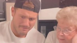 Nach Coming-out: Colton Underwoods Oma hilft beim Tindern
