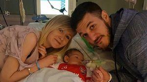 Nach Baby Charlies Tod: Eltern spenden seine 1,5 Mio. Euro