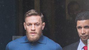 In Handschellen abgeführt: Conor McGregor musste vor Gericht