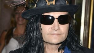 Corey Feldman bei einer Party in Hollywood