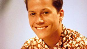 """Corin Nemec als """"Parker Lewis"""" im Jahr 1990"""