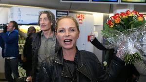 Winfried Glatzeder und Corinna Drews