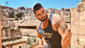 "Eitel: ""Kampf der Realitystars""-Cosimo photoshopt Muckis"