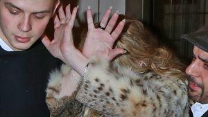Nach Besäufnis: Courtney Love ist fix und fertig!