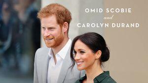 Enthüllungsbuch über Harry und Meghan gibt's für 1,10 Euro