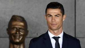 Cristiano Ronaldo im März 2017