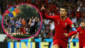 Während der WM: Ronaldo Jr. feiert B-Day ohne seinen Papa