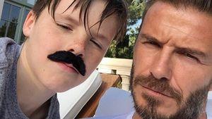 Cruz & David Beckham