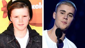 Krass: Cruz Beckham hat denselben Manager wie Justin Bieber!