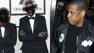 Neuer Megahit? Daft Punk & Jay-Z tun es zusammen