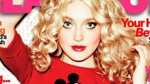 Cover-Girl: Dakota Fanning als unschuldige Lolita!