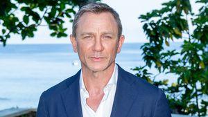 """Trotz seines ernsten Blicks: Daniel Craig ist """"nie grantig""""!"""