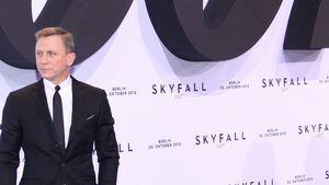 """Daniel Craig bei einer Premiere von """"Skyfall"""""""