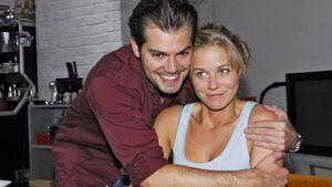 GZSZ-Paar Jessica Ginkel & Daniel Fehlow: Das Baby ist da!