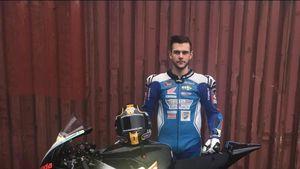 Mit nur 31: Motorrad-Rennstar Daniel Hegarty verunglückt!