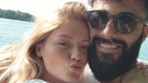 So in Love: Jetzt zeigt Bachelor-Daniela allen ihren Freund!