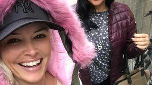 Wie früher: Daniela Katzenberger mit Mama Iris on Tour!