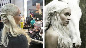 Neue Frisur: Dani Katzenberger sieht aus wie GoT-Daenerys!