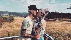 Neues Kussfoto: Daniele Negroni immer noch mega-verliebt