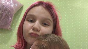 Zwei Monate nach Geburt: So geht es Influencerin Darya (14)