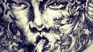 Großflächig! Adam Lambert zeigt neues Arm-Tattoo