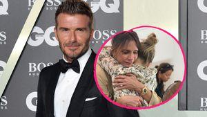 Zum Weltfrauentag: David Beckham gratuliert seinen Liebsten!