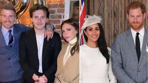 Beckhams laden Meghan und Harry zu Brooklyns Hochzeit ein!