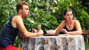 """Promi Dinner""-Flirt fällt aus! Jenny muss ohne David kochen"