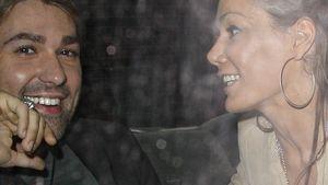 David Garrett und Tara Palmer-Tomkinson