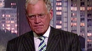 US-Talker David Letterman erhält Morddrohungen!