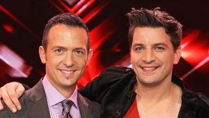 X Factor, David Pfeffer und Till Brönner