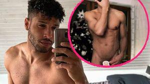 Gerdas Bachelorette-Vierter David völlig nackt auf Instagram