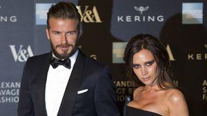 60.000 Pfund: Beckhams kaufen dekadenten Unterwäsche-Schrank