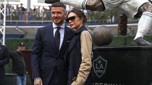 Stille Nacht für Beckhams? Nachbarn starten mit Bauarbeiten