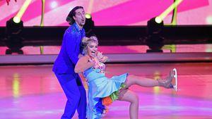 Zu emotional? Darum wackelte Sarina Nowak auf TV-Eisfläche