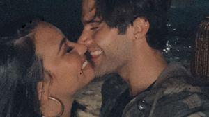 Zum Halbjährigen: Demi Lovato schwärmt von ihrem Verlobten