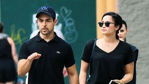 Demi Lovato offenbart: So hat Wilmer sie von Drogen befreit