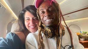 Wegen Trump? Lil Waynes Freundin soll Schluss gemacht haben