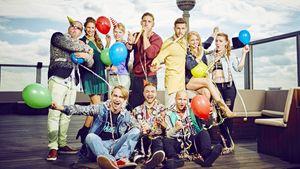 """Der """"Berlin – Tag & Nacht""""-Cast feiert 5-jähriges Jubiläum"""
